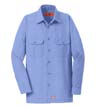 SY50 - Men's Long Sleeve Solid Ripstop Shirt