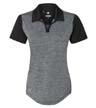 A146 - Ladies' Heather Sport Shirt