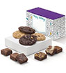 BLK-ICO-856 - Custom Holiday Treasure Cookie and Morsel Combo