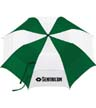 "DC1-2050-06 - 58"" Vented Folding Golf Umbrella"