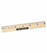 "DC1-90306 - 6"" Natural Finish Wood Ruler"