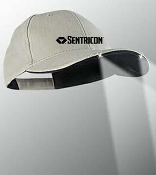 Caplight Cap