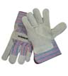 DC1-WL01S - Split Leather Gloves w/Safety Cuffs