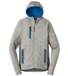 EB244 - Sport Hooded Full-Zip Fleece Jacket