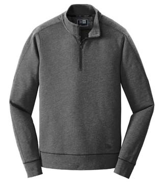 Tri-Blend Fleece 1/4-Zip Pullover